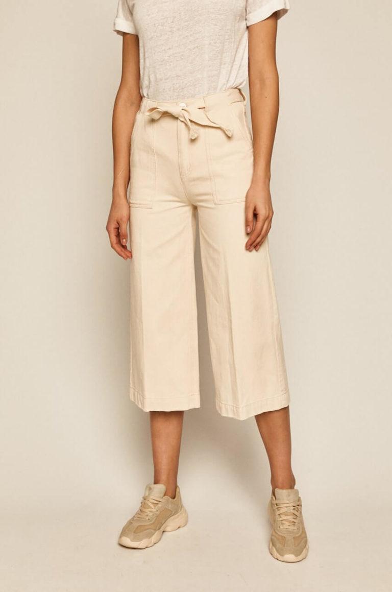 Jeans din lyocell 3 sferturi
